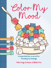 Color My Mood: A Cute Activity Journal for Tracking My Feelings Cover Image