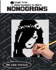 Nonogram collection - Intermediate to hard Cover Image