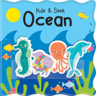 Hide & Seek Ocean: With Four Easy-Stick Characters! (Pocket Pals) Cover Image