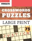 Crosswords Puzzles: Fungate Fun Crosswords Easy large print crossword puzzle books for seniors - Classic Vol.73 Cover Image