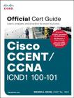 Ccent/CCNA Icnd1 100-101 Official Cert Guide Cover Image