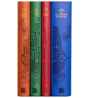 Adventure Word Cloud Boxed Set (Word Cloud Classics) Cover Image