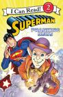 Superman Classic: Pranking News (I Can Read Level 2) Cover Image