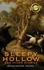The Legend of Sleepy Hollow and Other Stories (Deluxe Library Binding) (Annotated) Cover Image
