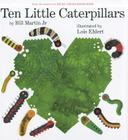 Ten Little Caterpillars Cover Image