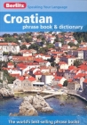 Croatian Phrase Book & Dictionary Cover Image
