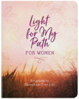 Light for My Path for Women: Scriptures to Illuminate Your Life Cover Image