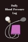 Daily Blood Pressure Log Cover Image