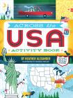 Across the USA Activity Book Cover Image