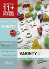 11+ Practice Papers, Variety Pack 4, Standard Cover Image