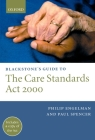Blackstone's Guide to the Care Standards ACT 2000 Cover Image
