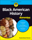 Black American History for Dummies Cover Image