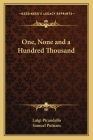 One, None and a Hundred Thousand Cover Image