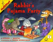 Rabbit's Pajama Party (Mathstart: Level 1 (Prebound)) Cover Image
