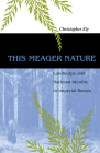 This Meager Nature: Landscape and National Identity in Imperial Russia Cover Image