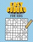 Easy Sudoku for Kids Cover Image