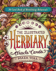 The Illustrated Herbiary Oracle Cards: 36-Card Deck of Bewitching Botanicals (Wild Wisdom) Cover Image