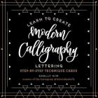 Learn to Create Modern Calligraphy Lettering Cover Image