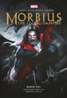 Morbius: The Living Vampire - Blood Ties Cover Image