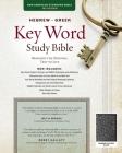 Hebrew-Greek Key Word Study Bible-NASB (Key Word Study Bibles) Cover Image