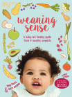 Weaning Sense: A Baby-Led Feeding Guide from 4 Months Onwards Cover Image