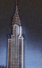 New York City Chrysler Building Writing journal Cover Image