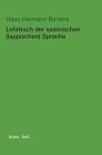 Lehrbuch der saamischen (lappischen) Sprache Cover Image