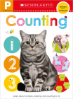 Get Ready for Pre-K Counting Workbook: Scholastic Early Learners (Workbook) Cover Image