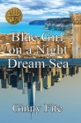 Blue Girl on a Night Dream Sea Cover Image