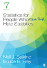 Statistics for People Who (Think They) Hate Statistics Cover Image
