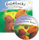 Goldilocks and the Three Bears [With CD] (Flip-Up Fairy Tales) Cover Image