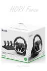 HORI Force: Feedback Racing Wheel DLX Designed for Xbox Series X-S - Officially Licensed by Microsoft Cover Image