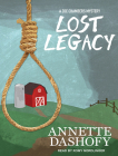 Lost Legacy (Zoe Chambers Mystery #2) Cover Image