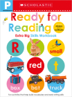 Pre-K Ready for Reading Workbook: Scholastic Early Learners (Extra Big Skills Workbook) Cover Image