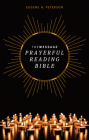 The Message Prayerful Reading Bible (Softcover) Cover Image