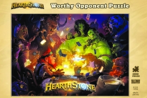 Hearthstone: Worthy Opponent Puzzle Cover Image