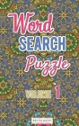 Word Search Puzzles: Word search travel size pocket book (5x8 inch) volume 1 Cover Image