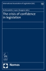 The Crisis of Confidence in Legislation Cover Image