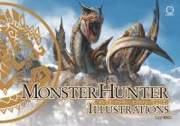 Monster Hunter Illustrations Cover Image