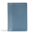 CSB Essential Teen Study Bible, Steel LeatherTouch Cover Image