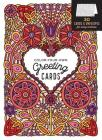 Color-Your-Own Greeting Cards: 30 Cards & Envelopes for Every Occasion Cover Image