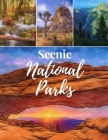 Scenic National Parks: Over 100 Color Drawings of America's 62 National Parks Cover Image