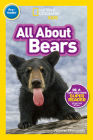 National Geographic Readers: All About Bears (Pre-reader) Cover Image
