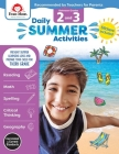 Daily Summer Activities: Moving from 2nd Grade to 3rd Grade, Grades 2-3 Cover Image