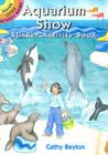 Aquarium Show Sticker Activity Book (Dover Little Activity Books) Cover Image