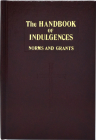 Handbook of Indulgences: Norms and Grants Cover Image