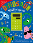 Dinosaur Math Missions Cover Image
