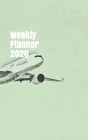 Weekly Planner 2020: handy calendar organizer for aviation enthusiasts. 5x8. 120 pages. (Flight #5) Cover Image