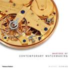 Masters of Contemporary Watchmaking Cover Image