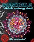 Mandala: Adults coloring book Cover Image